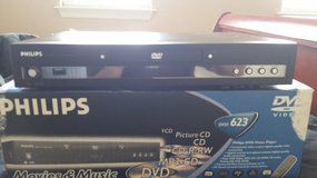 PHILIPS DVD PLAYER in DeRidder, Louisiana