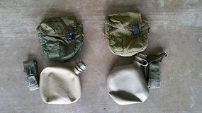 2 QT CANTEEN W/ COVER AND STRAP in Fort Polk, Louisiana