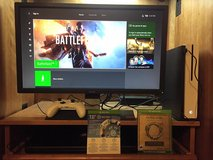 Xbox One S and Gaming Monitor in Temecula, California