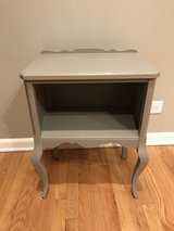 Nightstand side table in Naperville, Illinois