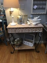 Wood & Metal Table in Naperville, Illinois