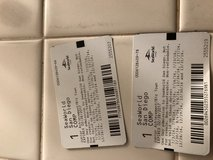 2 Sea world tickets in Oceanside, California