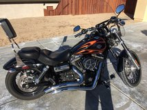 Prestine 2011 HD Wide Glide in Barstow, California