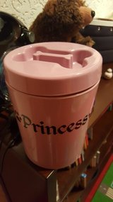 Princess Cannister for Treats in Ramstein, Germany