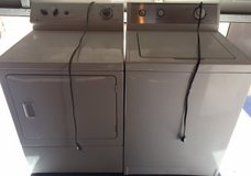 Maytag Washer and Gas Dryer in Camp Pendleton, California