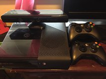 Xbox 360 console, Kinect and games in Okinawa, Japan