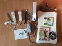Wii Console & Balance Board & Accessories in Ramstein, Germany