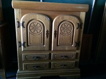 Robust antique and solid wood schrank france in Ramstein, Germany