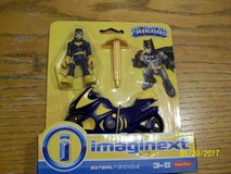 BRAND NEW Batgirl with Motorcycle Imaginext in Elgin, Illinois