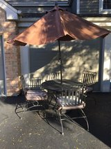 Patio furniture in Lockport, Illinois