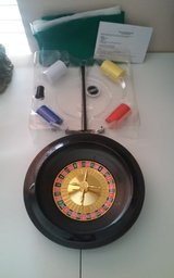 "10"" Deluxe Roulette Game Set (NIB) in Conroe, Texas"