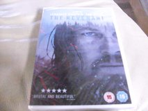 the revenant dvd new in Lakenheath, UK