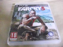 ps3 game far cry3 in Lakenheath, UK