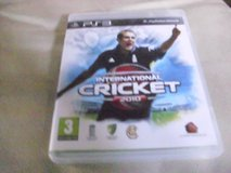 cricket 2010 ps3 game in Lakenheath, UK