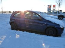 2003 Opel Corsa low miles in Spangdahlem, Germany