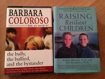 Raising Resilient Children/The Bully, the Bullied, and the Bystander in Ramstein, Germany