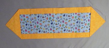 Table Runner for April Easter Eggs in Warner Robins, Georgia