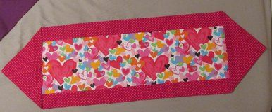 Table Runner for Valentines Feburary in Warner Robins, Georgia