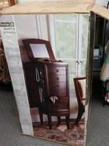 NEW IN BOX JEWELRY ARMOIRE in Lake of the Ozarks, Missouri
