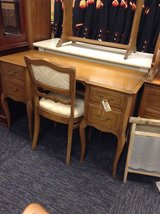 Amazing French Desk and Chair in Camp Lejeune, North Carolina