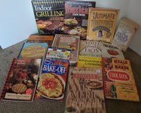 Cookbooks Galore: Lot 2 in Houston, Texas