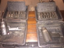 two 3/4 in impact and sockets set, two drop lights and 95 piece socket set with wrenchs in Fort Benning, Georgia
