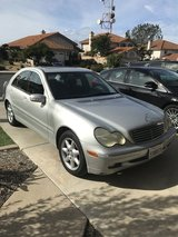 Mercedes C240 in Oceanside, California