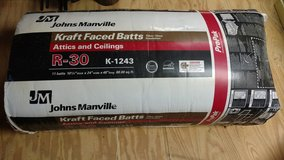 3 bags R30 Insulation in Conroe, Texas