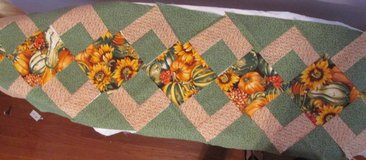 Table Runners and Quilt Block in Warner Robins, Georgia