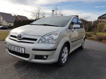 2007* 7 SEATS TOYOTA COROLLA VERSO 2.2*TURBO DIESEL*NEW INSPECTION *LOW KM in Spangdahlem, Germany
