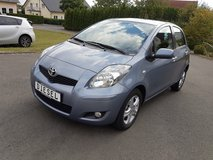 2011 TOYOTA YARIS *TURBO DIESEL *66000 mils only*NEW INSPECTION in Spangdahlem, Germany