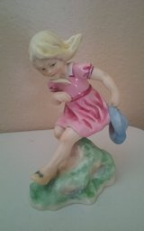 F.G. Doughty Royal Worcester MARCH Figurine in The Woodlands, Texas