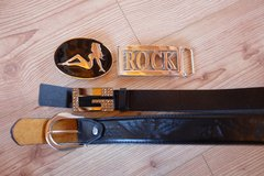 Buckles and Belts in Ramstein, Germany