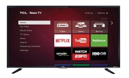"NEW 50"" ROKU SMART HD TV - Easiest to use, most options for streaming in Cherry Point, North Carolina"