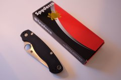 Spyderco Paramilitary 2 Folding Knife Silver Blade in Ramstein, Germany
