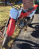2003 Honda Dirt Bike in Aurora, Illinois