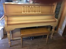 Starck upright piano in Aurora, Illinois