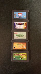 GAMEBOY GAMES in Alamogordo, New Mexico