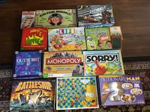 Games and puzzles in Aurora, Illinois