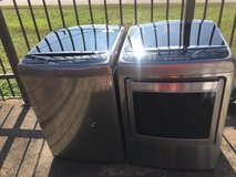 LG   High-efficiency set in Tomball, Texas