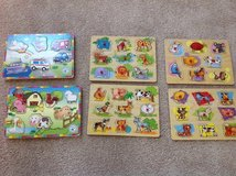 6 Toddler Puzzles in Bolingbrook, Illinois