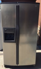 kenmore elite stainless steel refrigerator in Oceanside, California