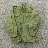 1970-80's Military Field Jacket & Liners in Byron, Georgia