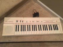 Vintage Casio CT-102 electronic Keyboard works great in Beaufort, South Carolina