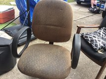 Office chair $5 in Kingwood, Texas