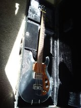 1970 Ampeg Dan Armstrong Lucite Bass in Temecula, California