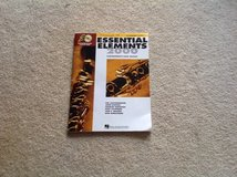Clarinet Essential Elements Book 1 in Chicago, Illinois