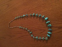 Turquoise necklace in bookoo, US