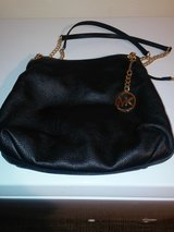 Authentic Michael Kors Pocketbook in very excellent condition inside and out. has been used twic... in Fort Drum, New York