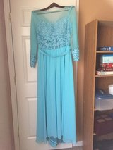Light Blue Prom Dress in Fort Campbell, Kentucky